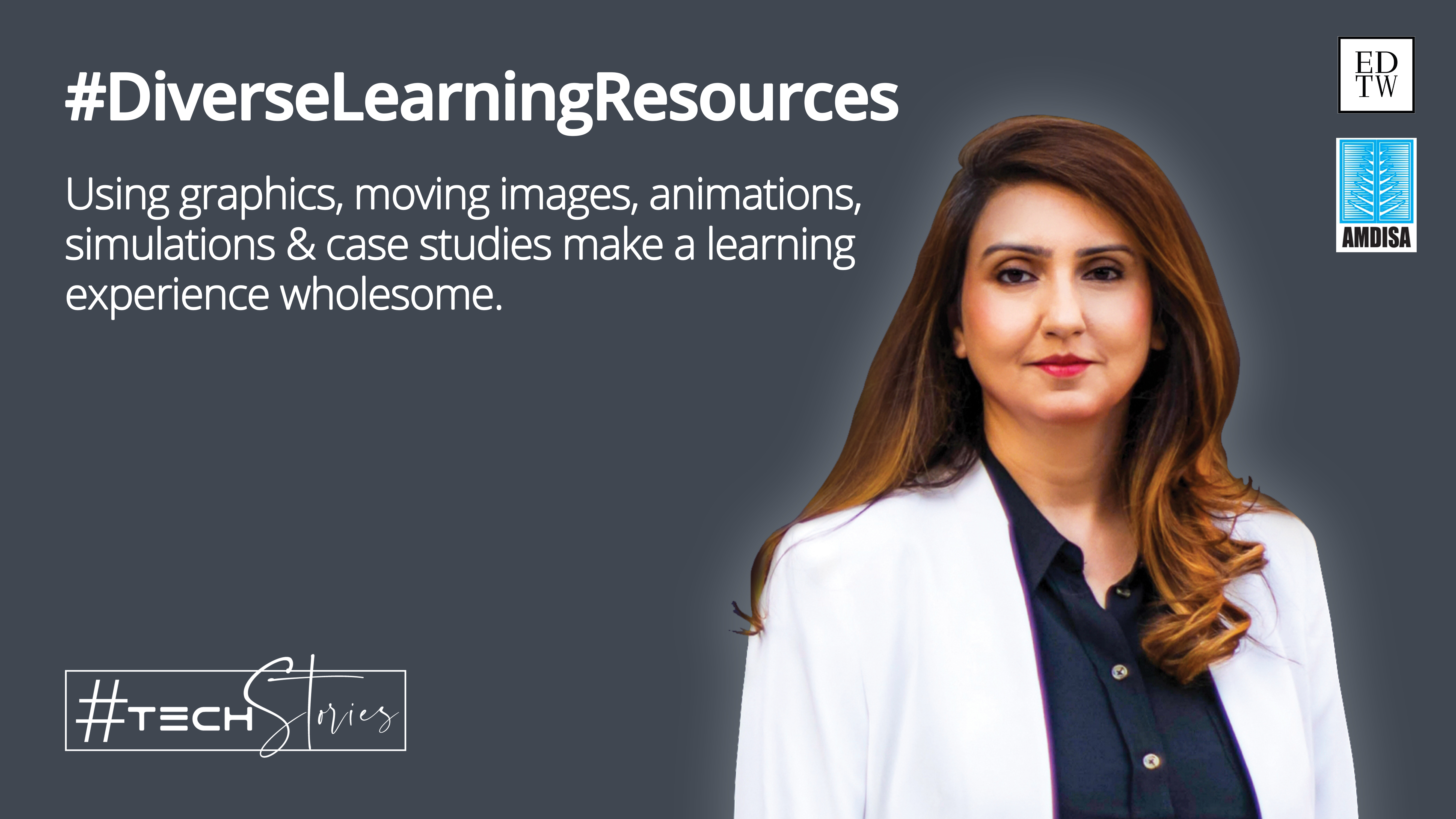 #DiverseLearningResources